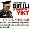 GENEL KURMAY BAŞKANINDAN MİLLİ DURUŞ!