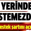 'Kılıçdaroğlu'nun yerinde olmayı istemezdim'