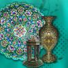 Osmanlı Çini ve vazo