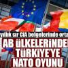 NATONUN İKİYÜZLÜLÜĞÜ