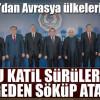 Erdoğan: Katil sürülerini söküp atmalıyız