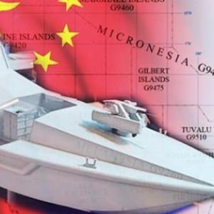 Çin'in insansız savaş gemisi görev hazır