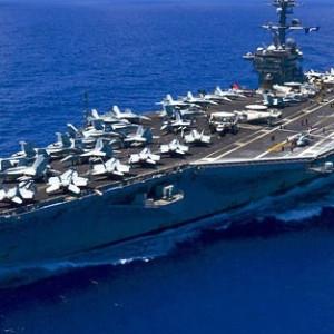 ABD savaş Gemileri Basra Körfezine yöneldi.