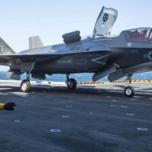 İngilizler Kıbrıs'a yığınak yapıyor! Yüzlerce F-35B..