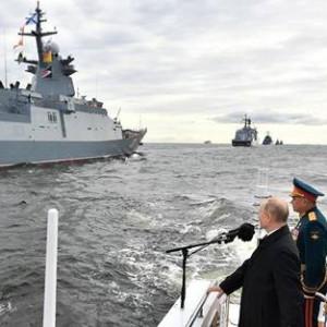 Putin'den dünyaya gözdağı