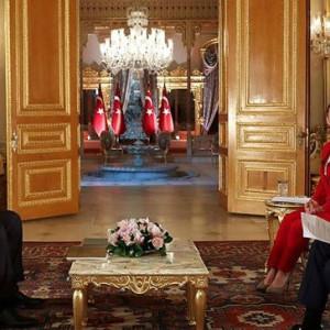 Cumhurbaşkanı Erdoğan;Ayasofya Cami olarak koyarız