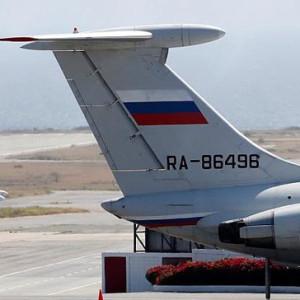 Rusya'nın Venezuela'ya askeri ve tıbbi yardım gönderd