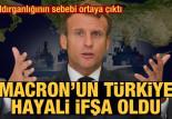 Macron'un Türkiye hayali