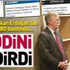 Bolton'un, Başkan Erdoğan'dan 'yediği azar' ABD basınında