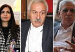 PKK'lı Diyarbakır, Mardin ve Van büyükşehir belediye başkanları görevlerinden alındı