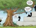 Bir ağaç, bir resim, bir ibret, bir nesil!