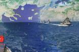 Yunanistan Doğu Akdeniz'de psikolojik üstünlük sağlamaya çalışıyor