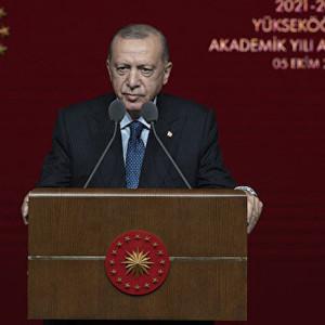 Cumhurbaşkanı Erdoğan'dan Boğaziçi Üniversitesi'ndeki olaylara sert tepki: Bize böyle öğrenciler gerekmez
