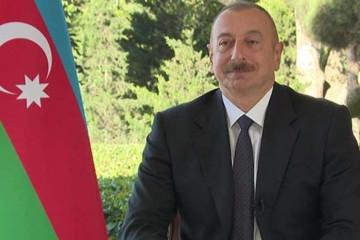 Aliyev: Ermenistan savaş suçu işliyor,